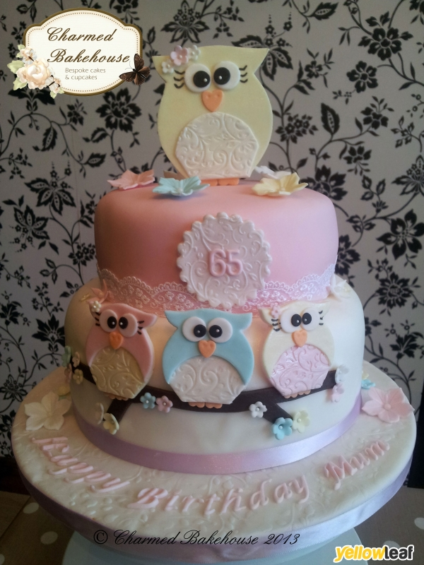 wedding cakes lisburn northern ireland birthday cake makers in antrim area charmed bakehouse 24922