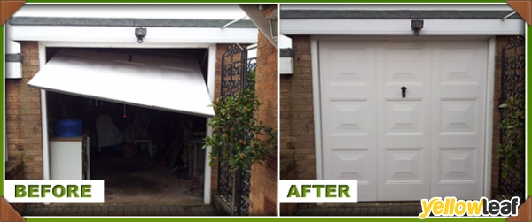 Garage In Stourbridge Rhino Garage Door Repairs Reviews Opening