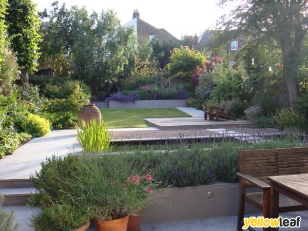 Garden Design Reviews : Garden design in east dulwich tim mackley reviews