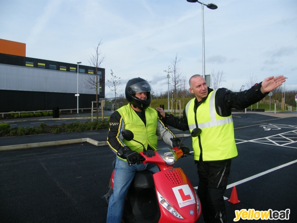 Ride On Motorcycle Training Barnsley